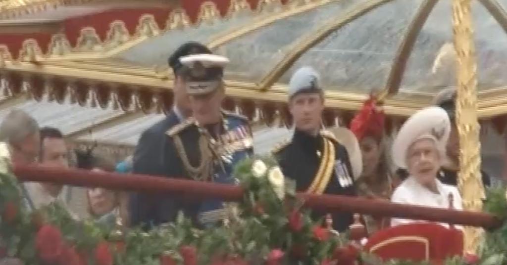 Wetwheels Salutes the Queen